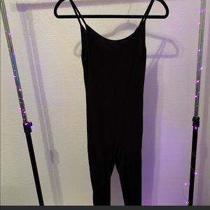 Black Fashion Nova jumpsuit